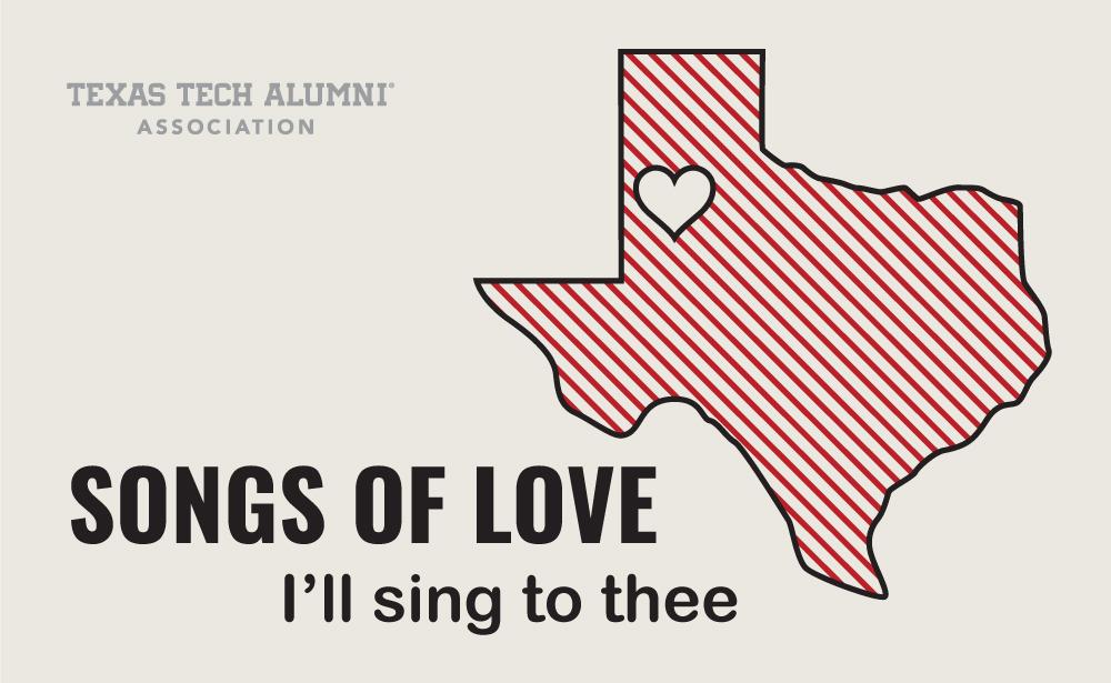 Texas Tech Alumni Association - TTAA Valentine\'s Day Cards