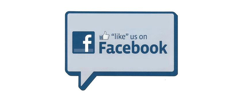 Facebook like us sign template driverlayer search engine for Like us on facebook sticker template