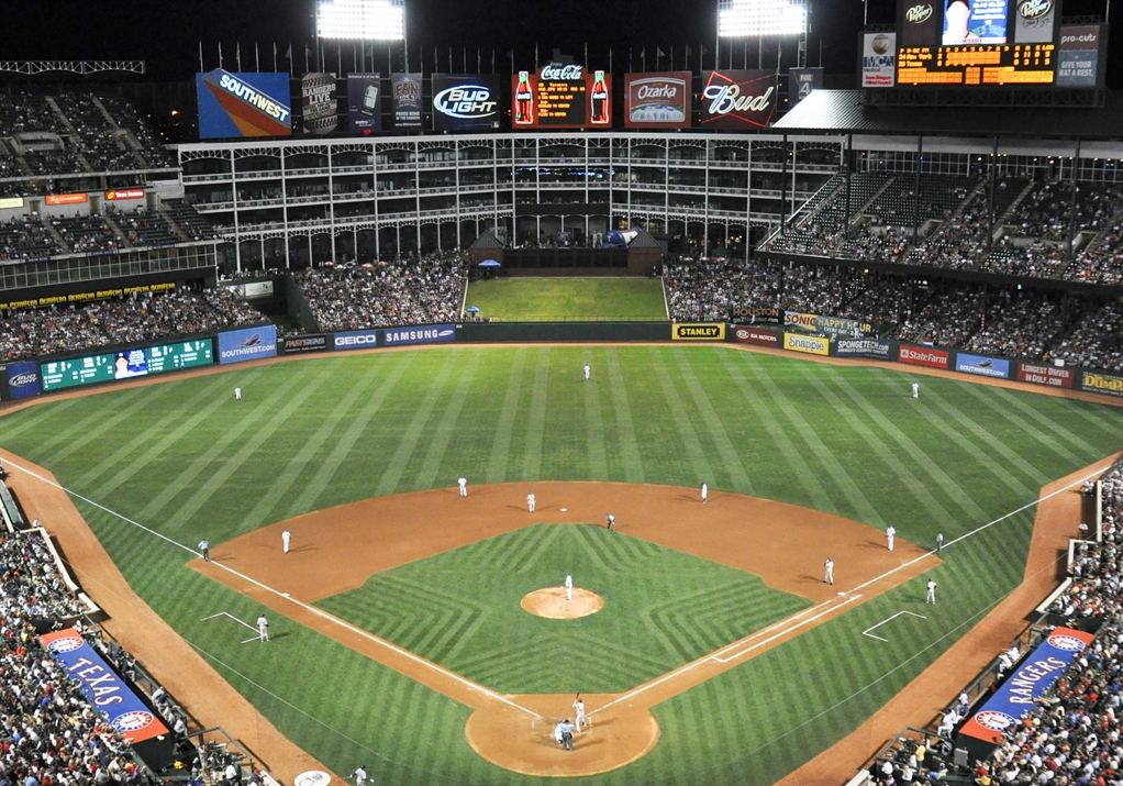 Texas Rangers Hot Dog Night