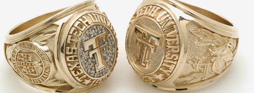 Official Texas Tech Graduation Ring