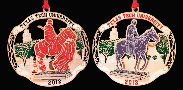 Let the Official Texas Tech Ornament inspire you to get those holiday  decorations out! - Texas Tech Alumni Association - Will Rogers & Soapsuds Want You To
