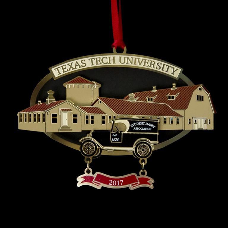 The 2018 Texas Tech Ornament - Texas Tech Alumni Association - Texas Tech Ornament